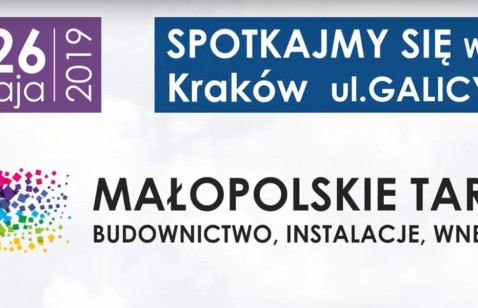 Małopolskie Targi - Budownictwo, Instalacje, Wnętrza