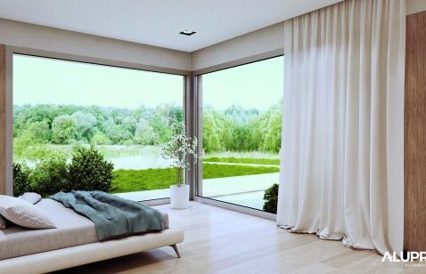 Dbasz o środowisko? Wybierz okna aluminiowe ALUPROF