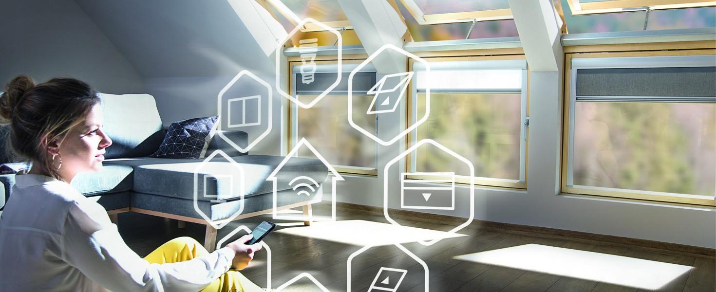 FAKRO Twój dom, Twój wybór - technologia na wyciągnięcie ręki
