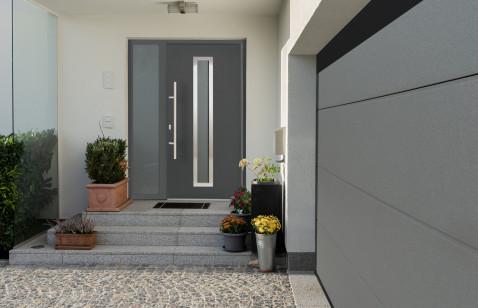 Planar – nowa powierzchnia bramy garażowej