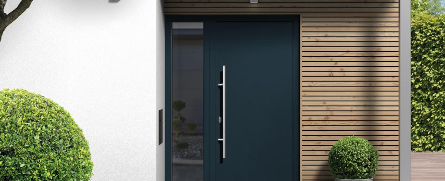 ISOPRO – drzwi wejściowe do domu