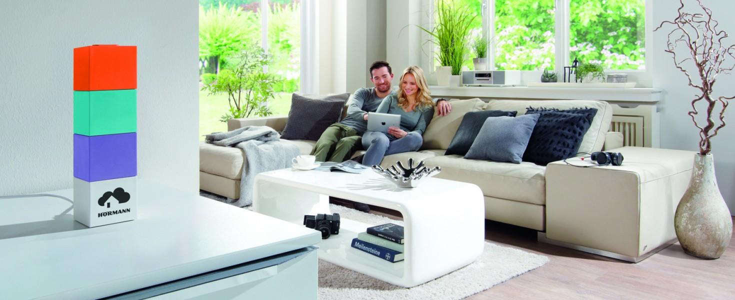 Hörmann homee / Modułowy i elastyczny system Smart Home
