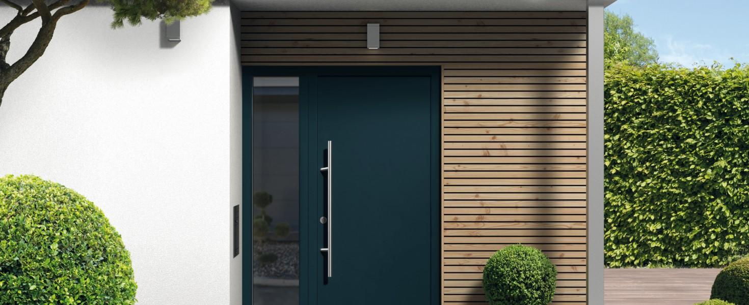 Piękne, ciepłe i przeciwwłamaniowe drzwi wejściowe - Wiosenna promocja w firmie Hörmann