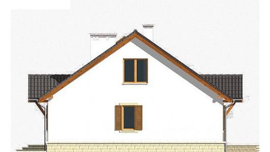 Projekt domu LK&1