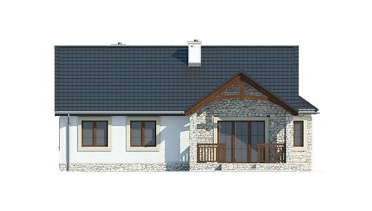 Projekt domu LK&610