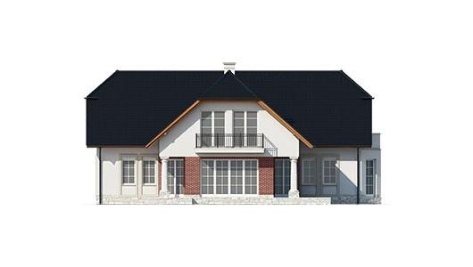 Projekt domu LK&663