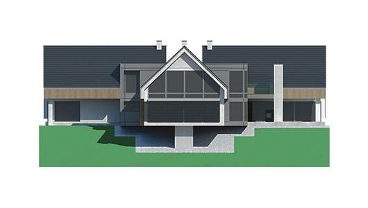 Projekt domu LK&1237