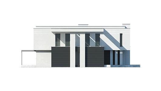 Projekt domu LK&1226
