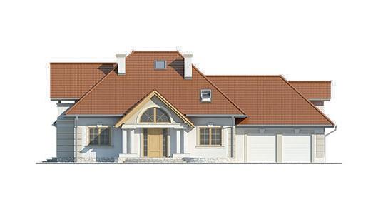 Projekt domu LK&41