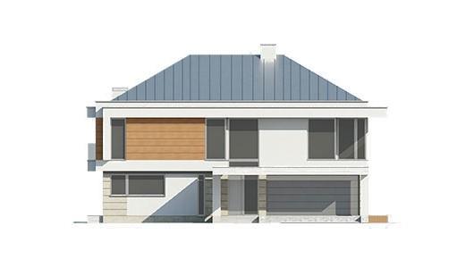 Projekt domu LK&1164