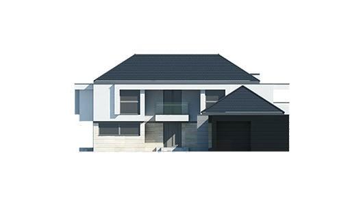 Projekt domu LK&1251