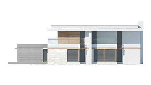 Projekt domu LK&1253