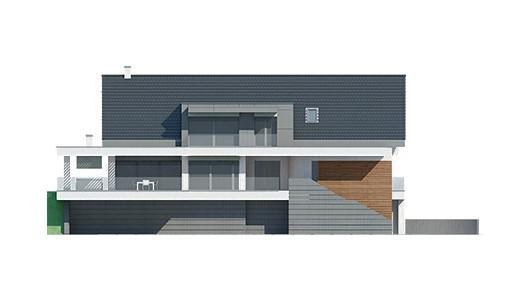 Projekt domu LK&1245