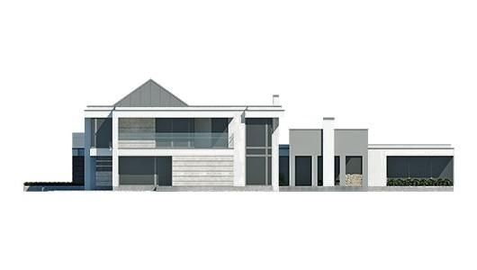 Projekt domu LK&1247