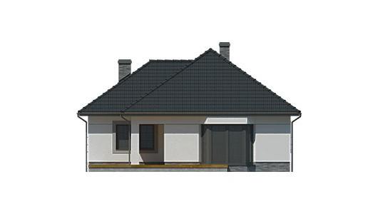 Projekt domu LK&172