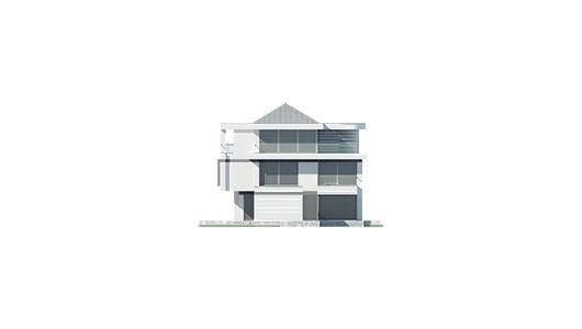 Projekt domu LK&1268