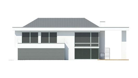 Projekt domu LK&1138