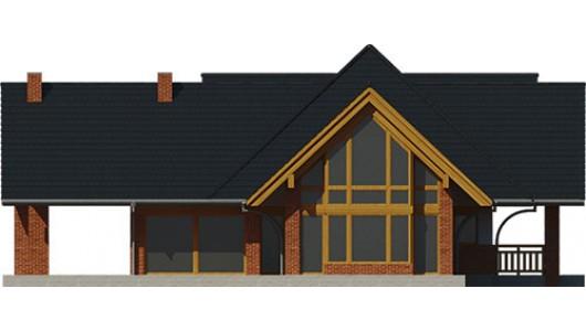 Projekt domu LK&1278