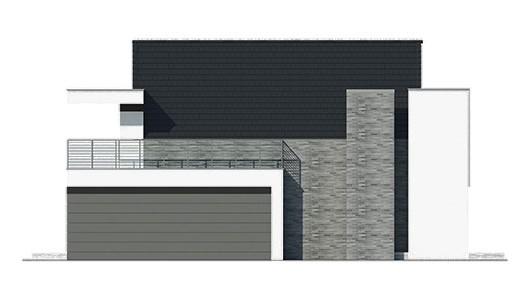 Projekt domu LK&1286