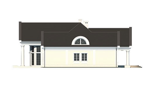Projekt domu LK&1254