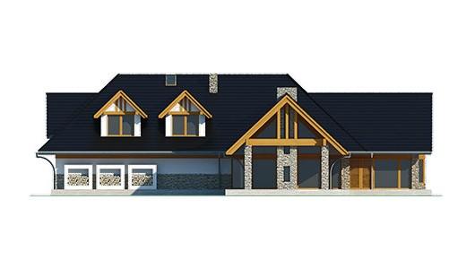 Projekt domu LK&1294