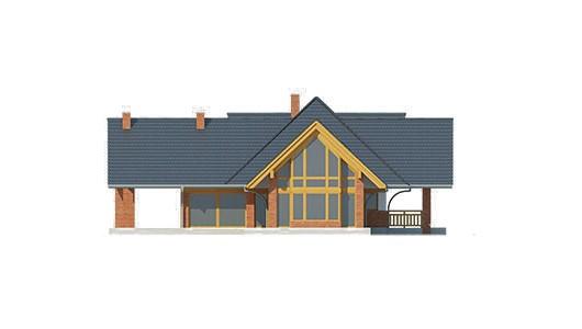 Projekt domu LK&1290