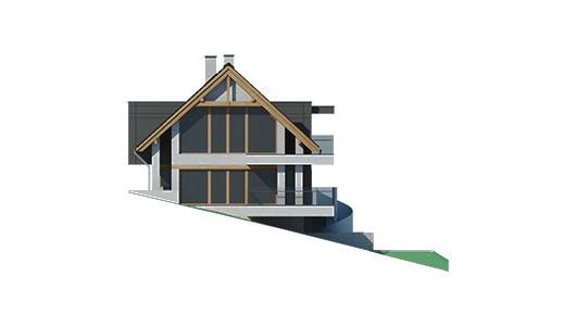 Projekt domu LK&1355
