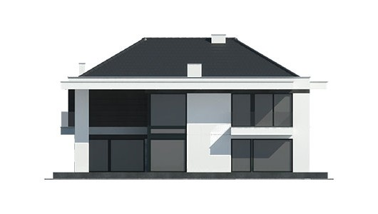 Projekt domu LK&1326