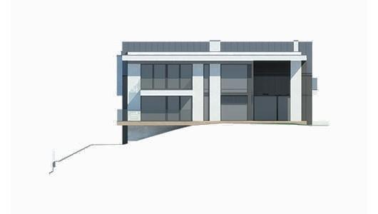 Projekt domu LK&1330