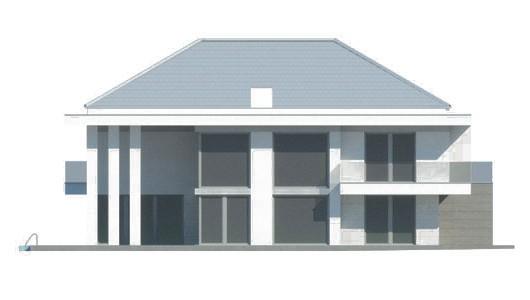 Projekt domu LK&1333