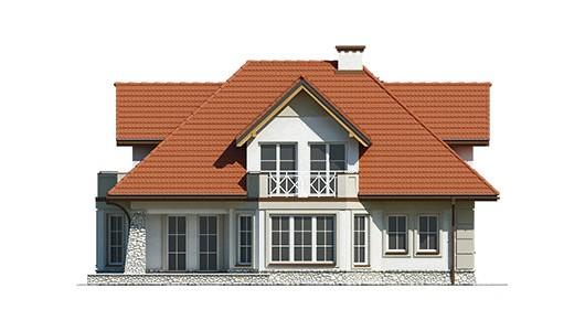 Projekt domu LK&797