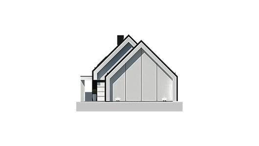Projekt domu LK&1302