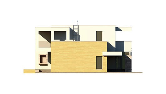 Projekt domu LK&899