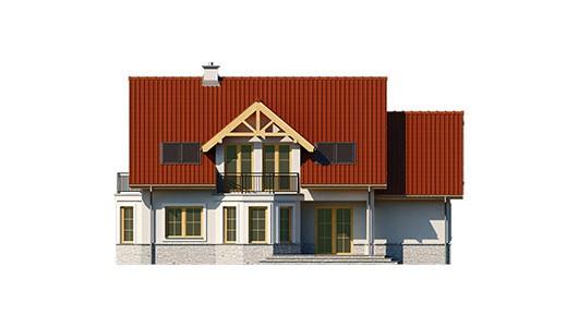Projekt domu LK&645