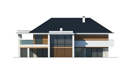 Projekt domu LK&1312