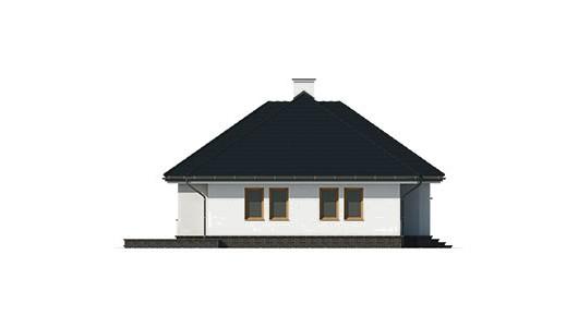 Projekt domu LK&811