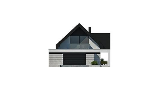 Projekt domu LK&1336