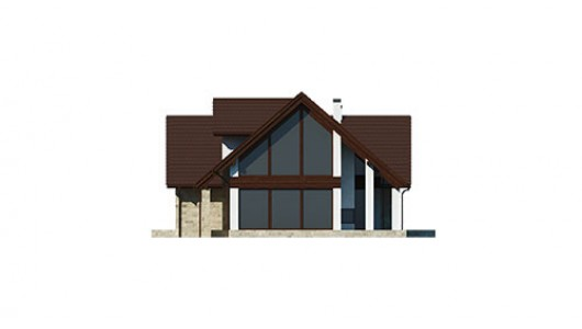 Projekt domu LK&1315