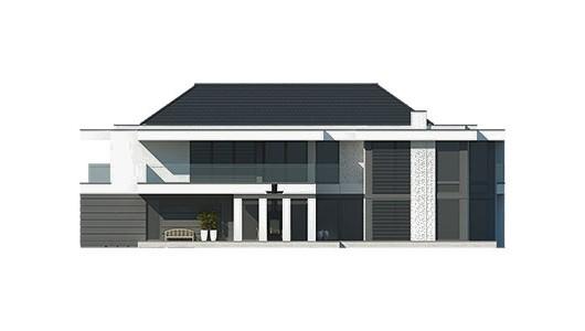 Projekt domu LK&1354