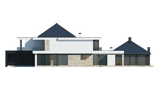 Projekt domu LK&1359