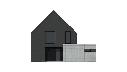 Projekt domu LK&1360