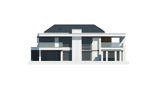 Projekt domu LK&1321