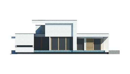 Projekt domu LK&1377