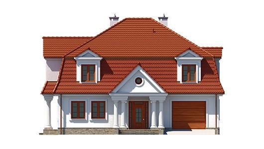 Projekt domu LK&799