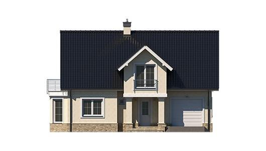Projekt domu LK&871
