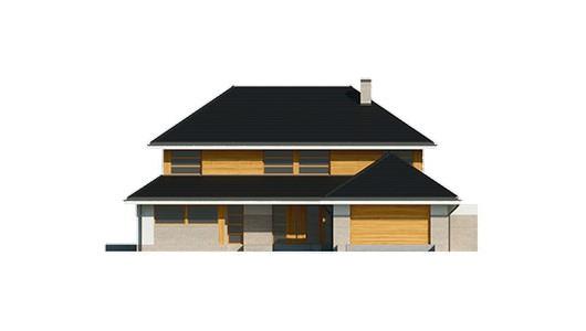 Projekt domu LK&1353