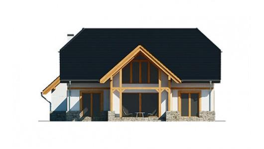 Projekt domu LK&1384