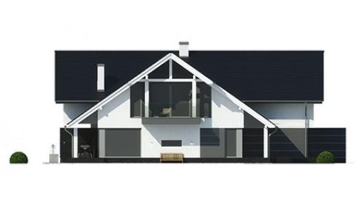 Projekt domu LK&1369