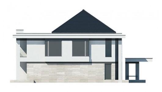 Projekt domu LK&1400