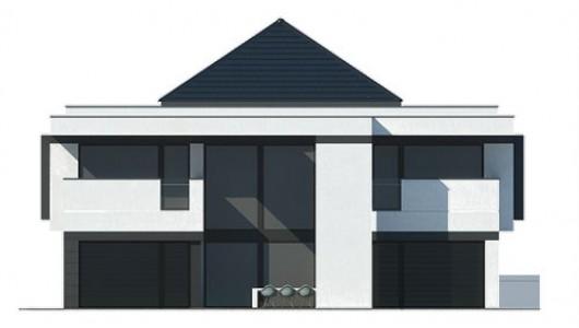Projekt domu LK&1406